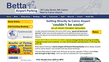 Betta Airport Parking