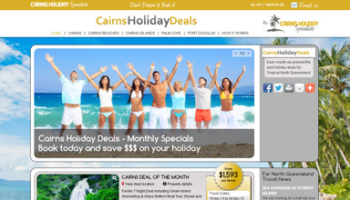 Cairns Holiday Deals